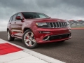 2014 Grand Cherokee SRT8 Front Right Side