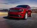 2014 Grand Cherokee SRT8 On the road