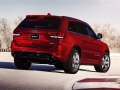2014 Grand Cherokee SRT8 Rear Right Side