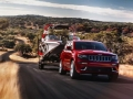 2014 Grand Cherokee SRT8 Towing