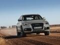 2015 Audi Q5 Dust