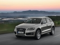 2015 Audi Q5 On the road