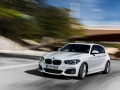 2015 BMW 1-Series On the road
