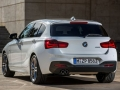 2015 BMW 1-Series Rear Left Side