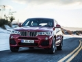2015 BMW X4 On the road