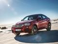2015 BMW X4 Rolling