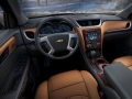 2015 Chevrolet Traverse Control Panel