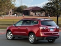 2015 Chevrolet Traverse Rear Left Side
