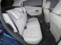 2016 Honda HRV Back Seats