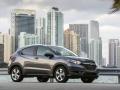 2016 Honda HRV Side View