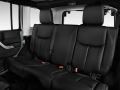 2015 Jeep Wrangler Back Seats