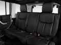 2015 Jeep Wrangler Back Seats
