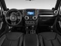 2015 Jeep Wrangler Dashboard