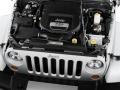 2015 Jeep Wrangler Engine