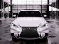 2015 Lexus IS300 Full front