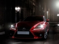 2015 Lexus IS300 Lights