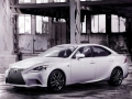 2015 Lexus IS300 White