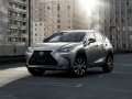 2015 Lexus NX Buildings