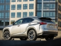 2015 Lexus NX Rear Left Side