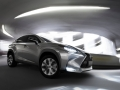 2015 Lexus NX Speed