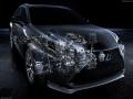 2015 Lexus NX Transmission