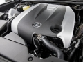2015 Lexus RC350 Engine Angle