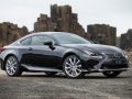 2015 Lexus RC350 Side View