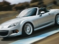 2015 Mazda MX-5 Miata On the road
