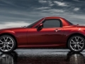 2015 Mazda MX-5 Miata Side View
