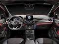 2015 Mercedes B200 Dashboard