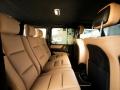 2015 Mercedes-Benz G Wagon Back Seats