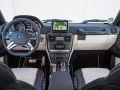 2015 Mercedes-Benz G Wagon Dashboard