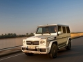 2015 Mercedes-Benz G Wagon On the road