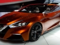 2016 Nissan Maxima Nismo Front