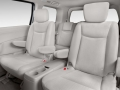 2015 Nissan Quest Back Seats