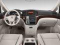 2015 Nissan Quest Dashboard