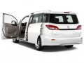 2015 Nissan Quest Doors