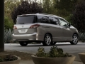 2015 Nissan Quest Rear Right Side