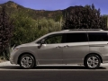 2015 Nissan Quest Side View