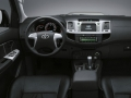 2015 Toyota Hilux Dashboard