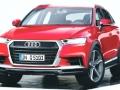 2015 Audi Q4 Front