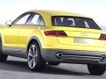 2015 Audi Q4 Rear