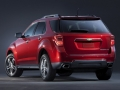 2015 Chevy Equinox Rear