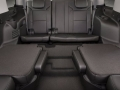 2015 Chevy Tahoe Back Seats