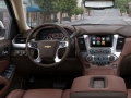 2015 Chevy Tahoe Dashboard