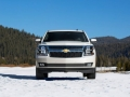 2015 Chevy Tahoe Front