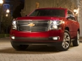 2015 Chevrolet Tahoe Front