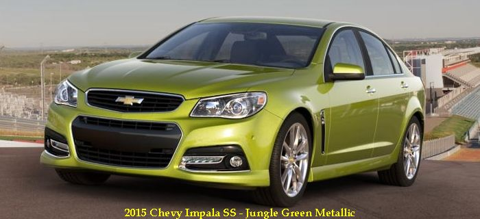2015-chevy-impala-ss-jungle-green-metallic