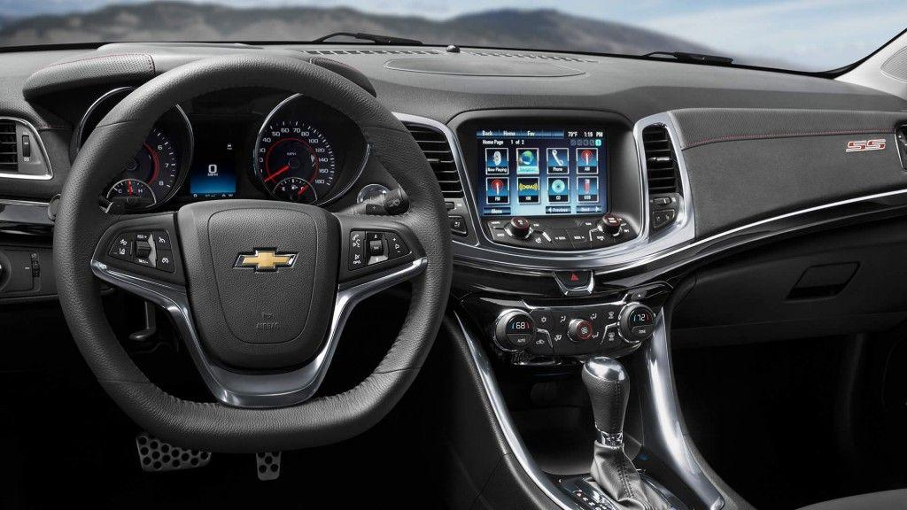 2017 Chevy Impala Ss 13