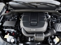 2015 Dodge Durango Engine